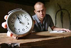 clock overtime